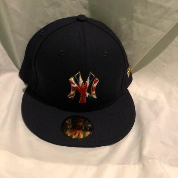 34565c05d New Era 59Fifty Ny Yankees London series hat NWT